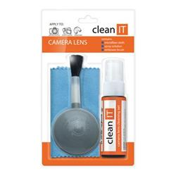 CLEAN IT set na čistenie objektívov a šošoviek so štetcom