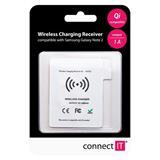 CONNECT IT podložka pre bezdrôtové nabíjanie pre Samsung Galaxy Note 2
