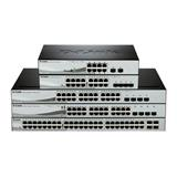 D-Link DGS-1210-08P 8-port 1Gb Smart switch, 2x Combo/SFP, PoE