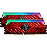 DDR 4.... 16 GB . 3000MHz. CL16 SPECTRIX D41 Red XMP Dual Color Box ( 2 x 8 GB )