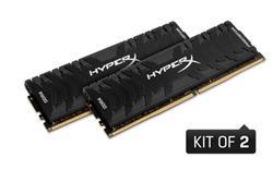 DDR 4.... 32 GB . 2666MHz. CL13 HyperX Predator Black Kingston XMP (2x16GB)