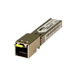 Dell Networking Transceiver SFP 1000BASE-T - Kit