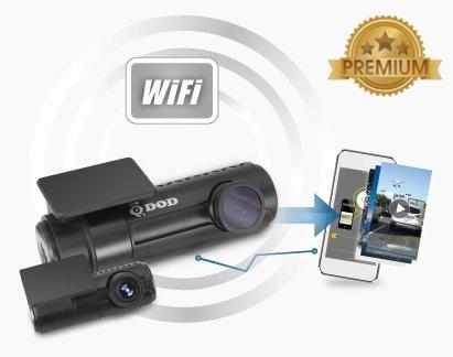 dod rc500s kamerov set do auta wifi s gps a dual 1080p asbis sk. Black Bedroom Furniture Sets. Home Design Ideas