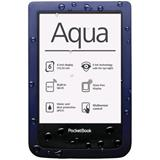E-book POCKETBOOK 640 Aqua DARK BLUE + 100 kníh ZDARMA