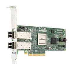 Emulex LPE 12002 Dual Port 8Gb Fibre Channel HBAFull HeightCusKit