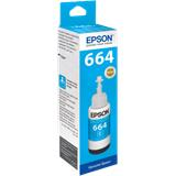 Epson atrament L100/L200/L300/L400/L500/L600/L1300/L1455 Cyan ink container 70ml