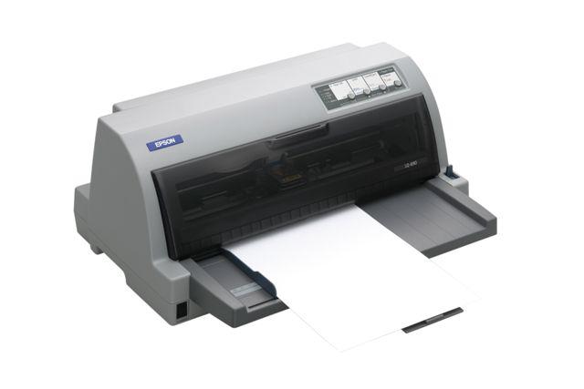 Epson LQ-690, A4, 24ihl., 529zn., LPT/ USB