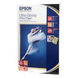 Epson papier Ultra Glossy Photo, 300g/m, 10x15, 20ks