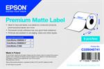 Epson Premium Matte Label - Continuous Roll: 102mm x 60m