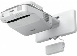 Epson projektor EB-680Wi, 3LCD, WXGA, 3200ANSI, 14000:1, USB, HDMI, LAN, MHL - ultra short