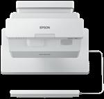 Epson projektor EB-735Fi, 3LCD, Laser, FullHD, 3600ANSI, 2 500 000:1, HDMI, LAN, WiFi, Miracast - ultra short