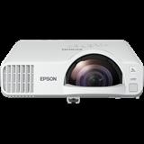Epson projektor EB-L200SW, 3LCD Laser, WXGA, 3800ANSI, 2 500 000:1, HDMI, LAN, WiFi, short