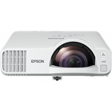 Epson projektor EB-L200SX, 3LCD Laser, XGA, 3600ANSI, 2 500 000:1, HDMI, LAN, WiFi, short