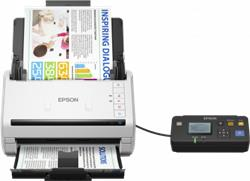 Epson skener WorkForce DS-530N A4, 600dpi, ADF, duplex, LAN