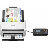 Epson skener WorkForce DS-530N A4, 600dpi, ADF, duplex, LAN