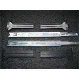 "Eurocase lyžiny pre rackmount case 19"" 450-500mm"