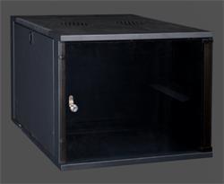 """Eurocase nástenný rozvádzač GQ5606 6U / 19"""" 540x600x310mm"""