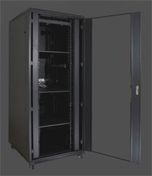 """Eurocase stojanový skriňový rozvádzač GB8842, 42U / 19"""" 800x800x1973mm"""