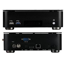 FERGUSON satelitný hybrid receiver U5 PVR (DVB-T/T2+DVB-S/S2)