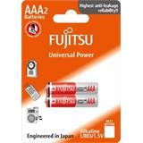 Fujitsu Universal Power alkalická batéria 1.5V, LR03/AAA, blister 2ks