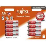 Fujitsu Universal Power alkalická batéria LR06/AA, blister 8ks