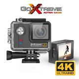 "GoXtreme Black Hawk 4K Ultra HD športová kamera, Real 4K@30fps, 12.4MP sensor, 2.0""displej, 170° poz. uhol, vodot.do 60m"
