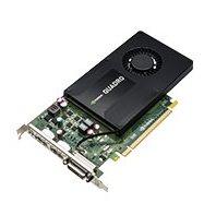 Grafická karta NVIDIA Quadro K2200 (4GB) PCIe x16, DL-DVI+2xDP
