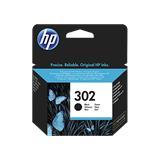 HP 302 Black Ink Cartridge