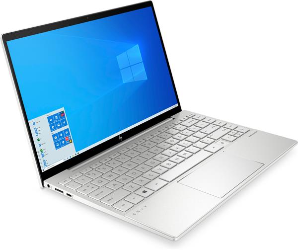 HP ENVY 13-ba1000nc, i5-1135G7, 13.3 FHD, Iris Xe, 16GB, SSD 512GB, W10, 2-2-2, Silver