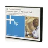 HP iLO Advanced including 3yr 24x7 Tech Support and Updates Electronic License