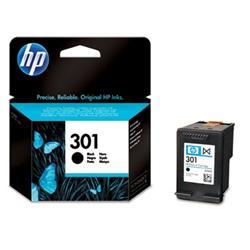 HP náplň č. 301 čierna