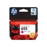 HP náplň c. 655 purpurová