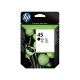 HP No. 45 Ink Cartridge Black for DeskJet (42ml)