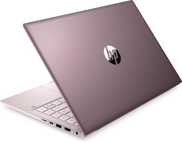 HP Pavilion 14-dv0000nc, Pentium Gold 7505, 14.0 FHD, UMA, 8GB, SSD 256GB, W10, 3-3-0, Pink