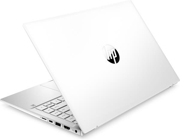 HP Pavilion 14-dv0003nc, i5-1135G7, 14.0 FHD, Iris Xe, 16GB, SSD 512GB, W10, 3-3-0, White