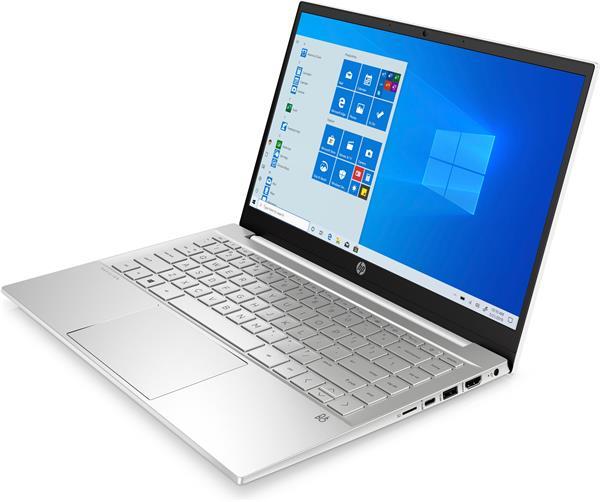 HP Pavilion 14-dv0006nc, i7-1165G7, 14.0 FHD, MX450/2GB, 16GB, SSD 1TB, W10, 3-3-0, White