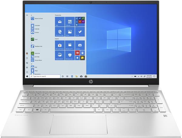 HP Pavilion 15-eh0002nc, Ryzen 5 4500U, 15.6 FHD, UMA, 16GB, SSD 512GB, W10, 3-3-0, White