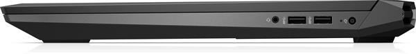 HP Pavilion Gaming 17-cd1003nc, i7-10750H, 17.3 FHD, GTX1650/4GB, 16GB, SSD 256GB + 1TB, W10, 2-2-0, Black