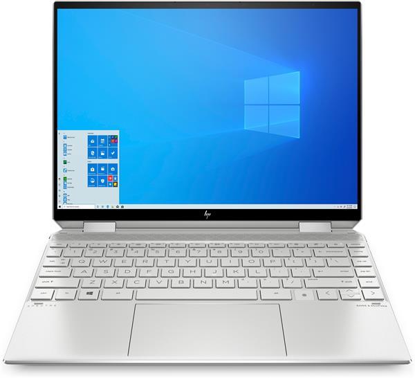 HP Spectre x360 14-ea0004nc, i7-1165G7, 13.5 3k2k/Touch, Iris Xe, 16GB, SSD 2TB, W10, 2-2-2, Silver