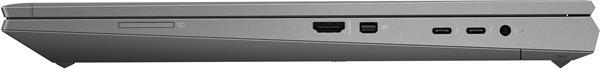 HP ZBook Fury 17 G7, i7-10750H, 17.3 FHD, T2000/4GB, 16GB, SSD 1TB + SSD 512GB, W10Pro, 3-3-0