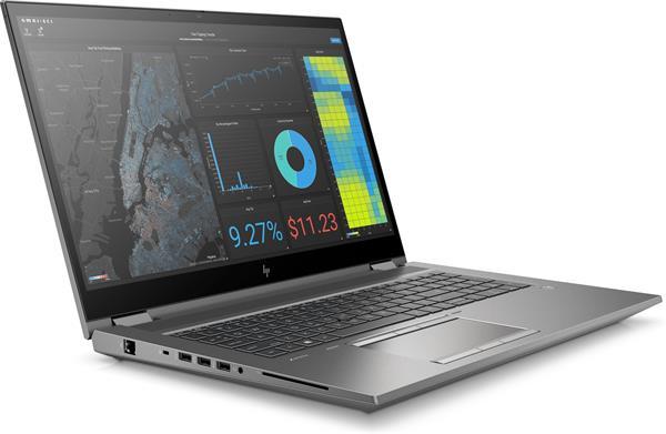 HP Zbook Fury 17 G7, i9-10885H, 17.3 UHD/DC, RTX5000/16GB, 32GB, SSD 1TB, W10Pro, 3-3-0