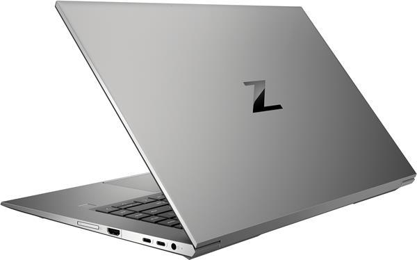 HP Zbook Studio G7, i9-10885H, 15.6 UHD/DC, RTX3000/6GB, 32GB, SSD 1TB, W10Pro, 3-3-0