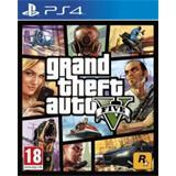 Hra k PS4 Grand Theft Auto V
