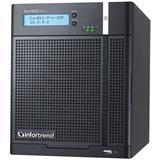 Infortrend,EonNAS Pro 500,5-bay NAS Storage, 2 x GbE, 4GB,RAID 0,1,5, 6,10, VMware®, Citrix®