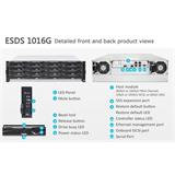 Infortrend EonStor DS 1000 3U/16bay, Single controller 1x6Gb SAS EXP. Port, 4x1G iSCSI ports +1x host board slo