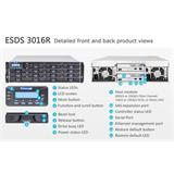 Infortrend (ESDS 3016R), 3U, 2x host board sloty, 2x6G SAS exp.,16xHDD bay, Dual Controller, 2x2GB, 2x PWS