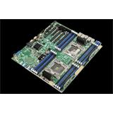 "Intel® S2600CW2 2xLGA2011-3, 16xDDR4, 10xSATA, 2x 1GbE LAN, 12""x13"", PCI-E, Cottonwood Pass"