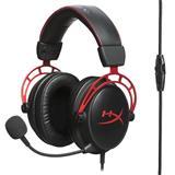 Kingston HyperX Cloud Alpha Pro Gaming Headset, červená