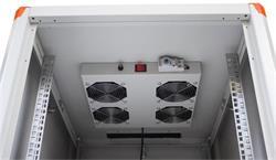 Legrand EvoLine 4x ventilátor + termostat, stropní