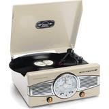 LENCO TT-28 C - retro gramofón s AM/FM rádiom